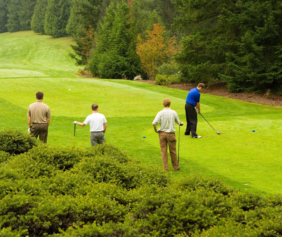 CBD Golf Image