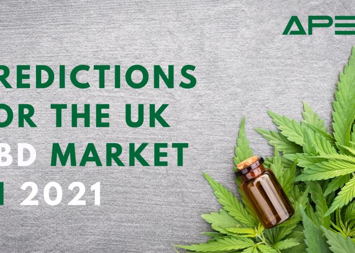Predictions for the UK CBD market in 2021